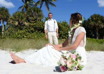 Naples Boho Wedding