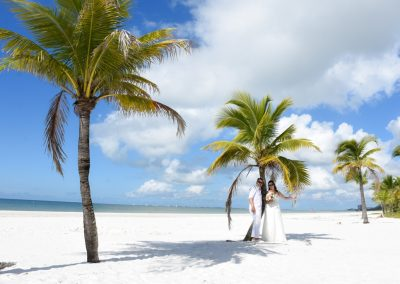 Beach Wedding Fort Mzers Beach