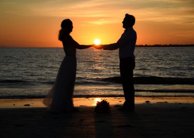 Florioda Sunset Wedding
