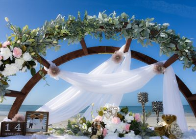 Rent a Wedding Arch Cape Coral